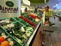 Naturkostkette Alnatura