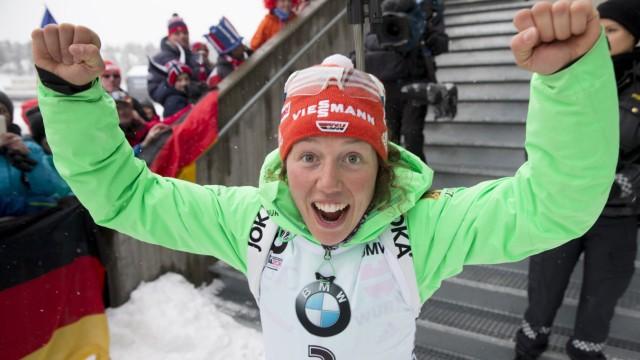 Biathlon-WM Biathlon