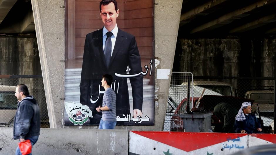 Syrien Bürgerkrieg