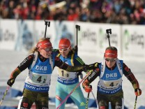 Biathlon World Championships - Relay Women