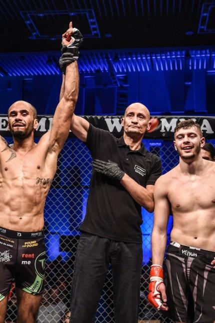 Foto Seven Sport; Mixed Martial Arts