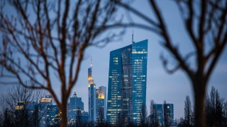 EZB-Zentrale in Frankfurt/Main