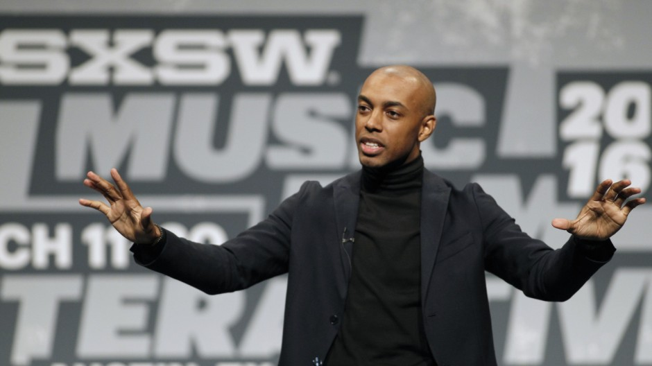 Casey Gerald, co-founder and CEO of MBAs Across America at SXSW Interactive