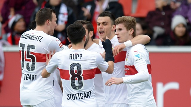 FC Ingolstadt v VfB Stuttgart - Bundesliga