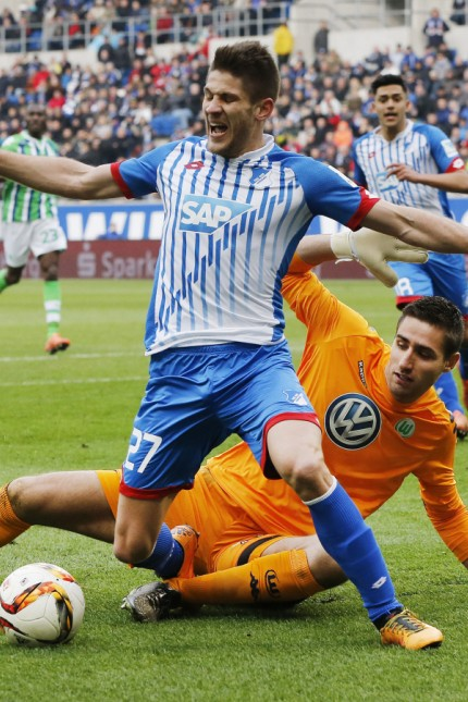 Bundesliga Wolfburgs verliert -