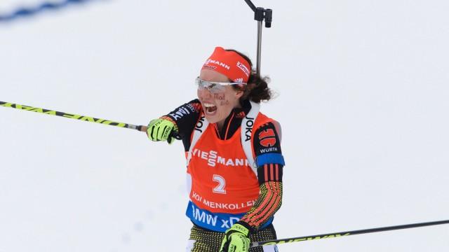 Biathlon-WM Wintersport