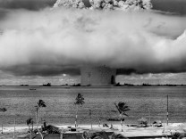 Operation Crossroads am 25. Juli 1946