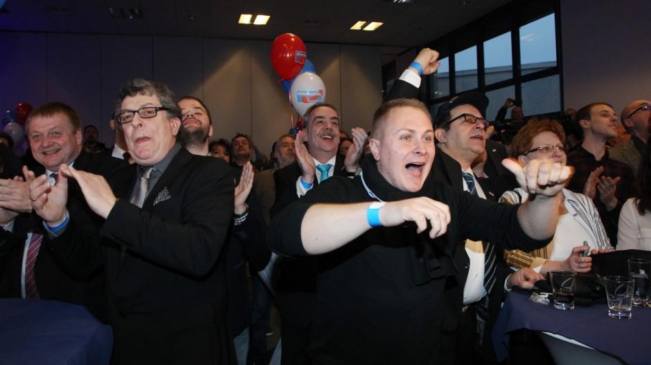 Landtagswahl in Rheinland-Pfalz Landtagswahlen