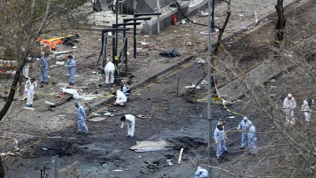 Anschlag in Ankara Anschlag in Ankara