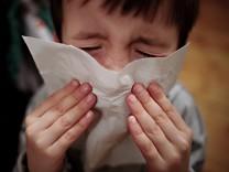 Grippewelle lässt nicht nach