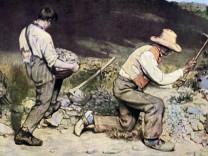 Jean Désiré Gustave Courbet: Die Steinklopfer