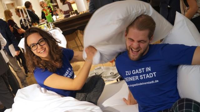 Hotels in München Aktion