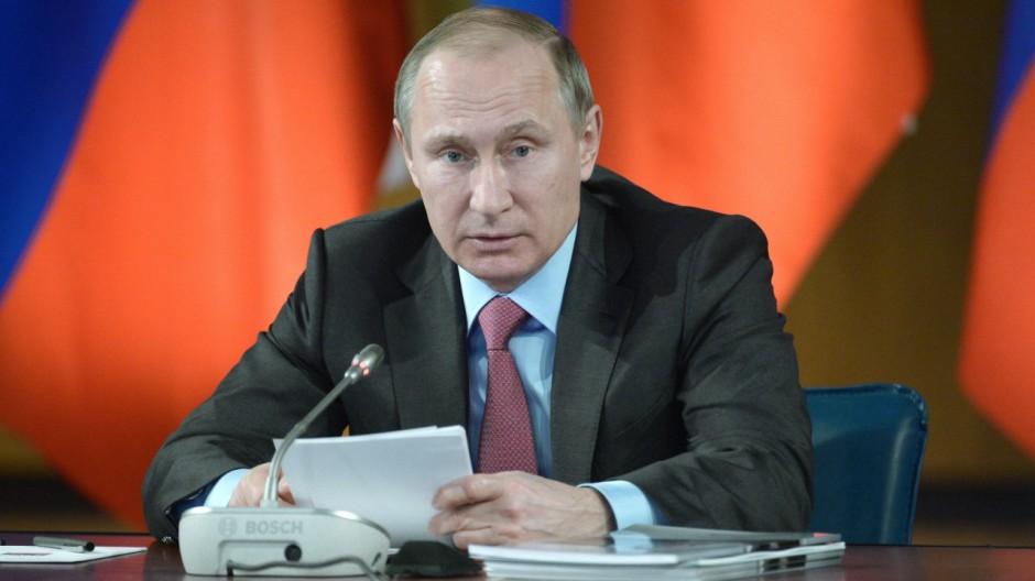 Vladimir Putin visits Yaroslavl