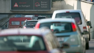 Stuttgart ist Deutschlands Stau-Hauptstadt
