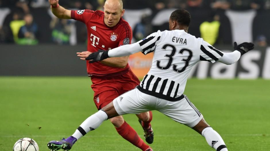 Juventus Turin vs FC Bayern Munich