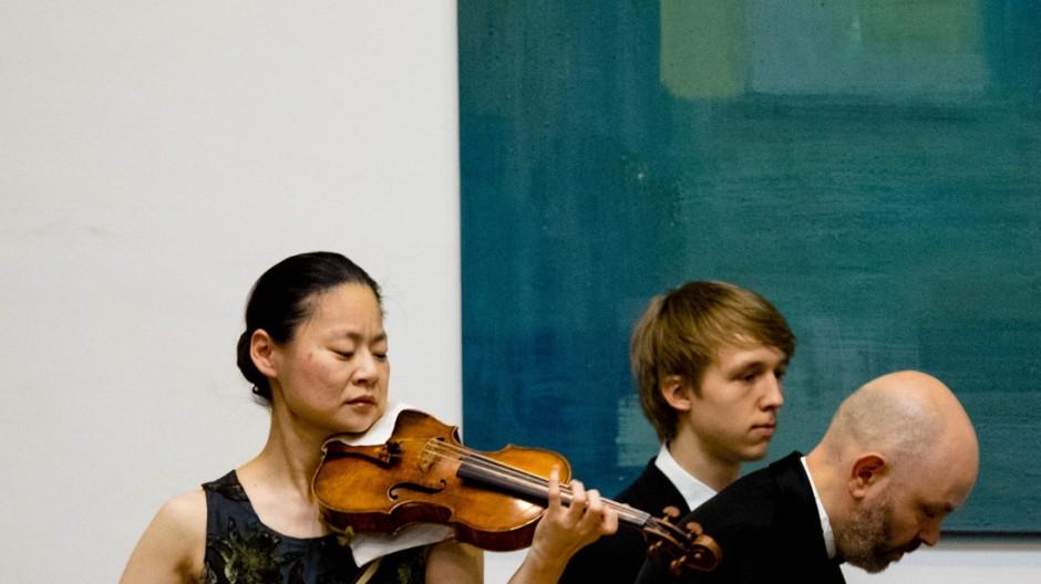 Kammermusikzyklus Martinsstadl, Midori und Aydin