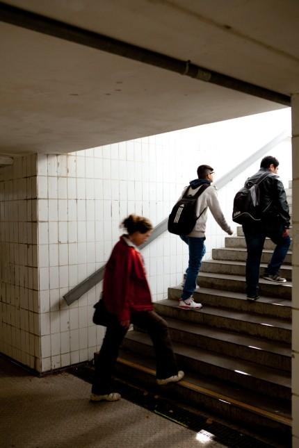 Zustand S-Bahnhof Johanneskirchen