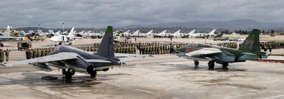 Krieg in Syrien Abzug russischer Truppen