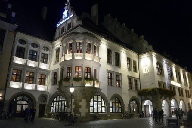 Hofbräuhaus am Platzl in München, 2015