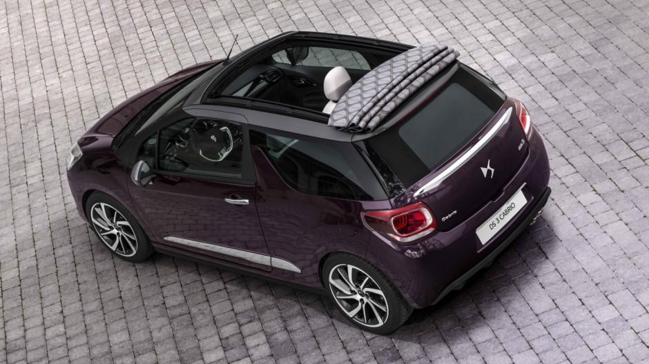 Das neue DS 3 Cabrio