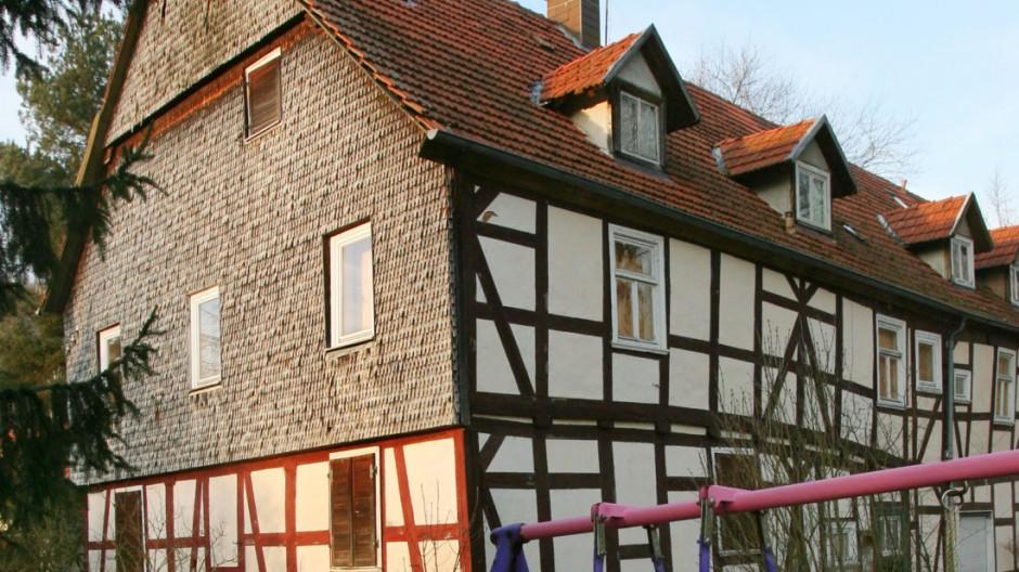 Das Haus des 'Kannibalen von Rotenburg'