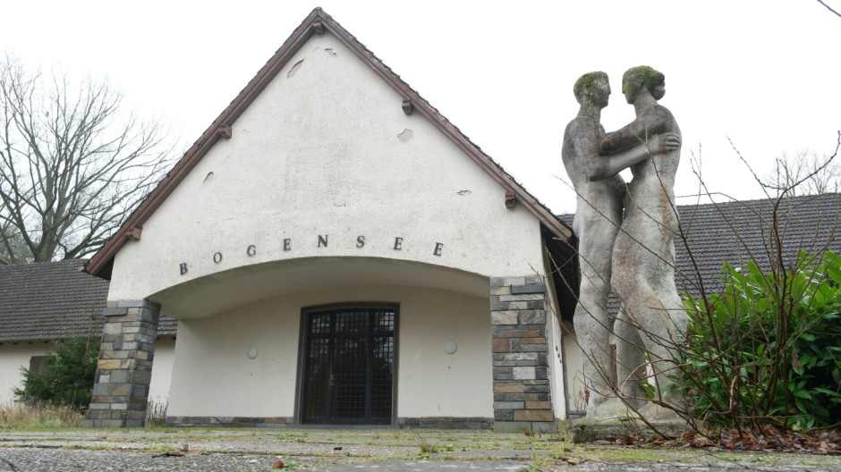 Ehemalige Jugendhochschule am Bogensee