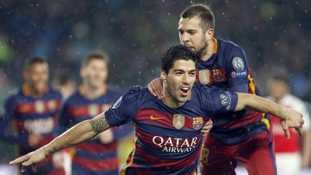FC Barcelona vs Arsenal FC