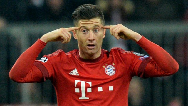 Bundesliga Stürmer des FC Bayern