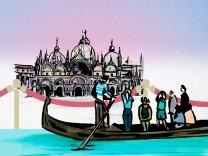 Venedig und die Touristen