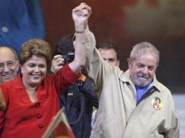 Brazilian President Dilma names predecessor Lula as chief of staf