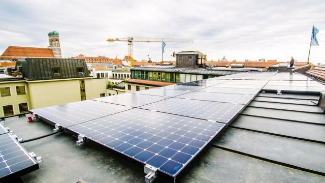 Luitpoldblock Photovoltaikanlage