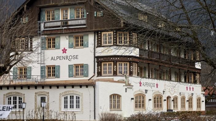 Alpenrose - Kostprobe