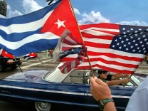 July 1, 2015 - The United States and Cuba on Wednesday formally agreed to restore diplomatic ties th