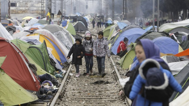 Türkei Europäische Flüchtlingspolitik