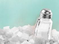 jetzt Salzschmuggel