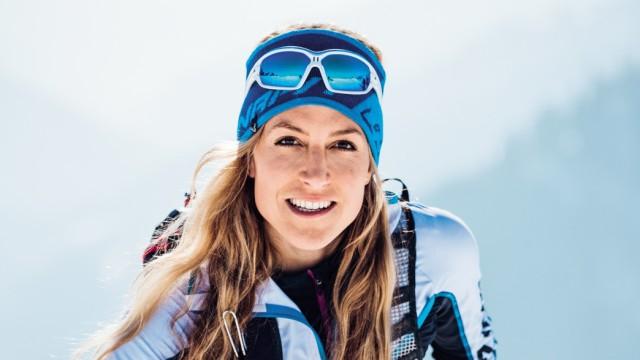 Gela Allmann Sportlerin nach dem Unfall
