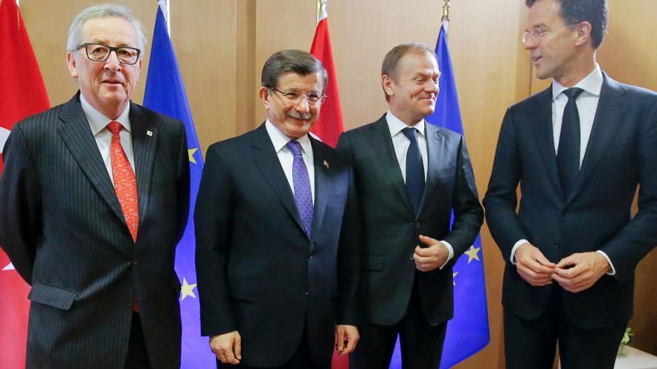 EU-Gipfel EU-Gipfel zur Flüchtlingskrise