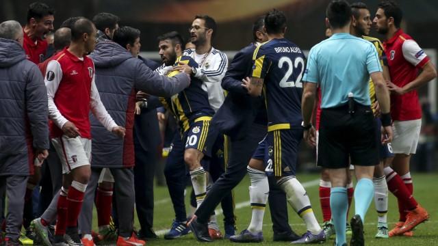 Braga vs Fenerbahce