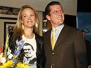 dpa, Guttenberg, Stimmenkönig, Bundestagswahl, Ehefrau, Stephanie