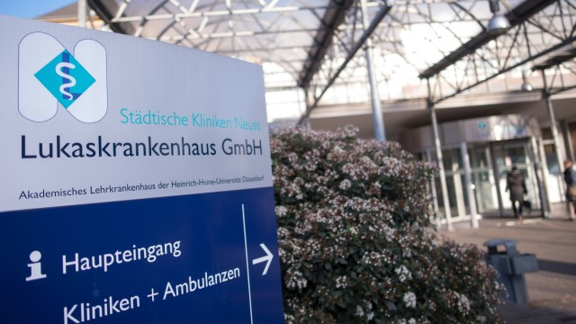 Hackerangriff auf Kliniken