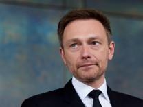Statement von Christian Lindner zum Tod von Guido Westerwelle