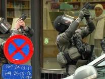 Anti-Terror-Einsatz in Brüssel