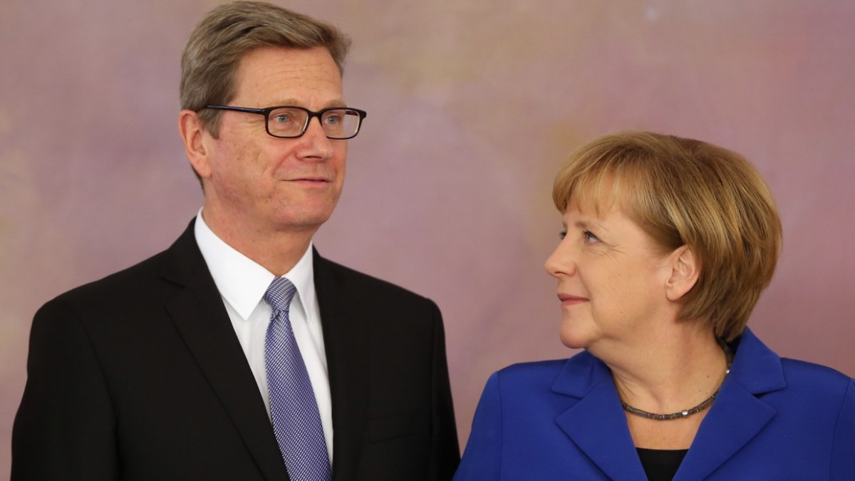 """Merkel: """"Sein Tod erschüttert mich tief"""""""
