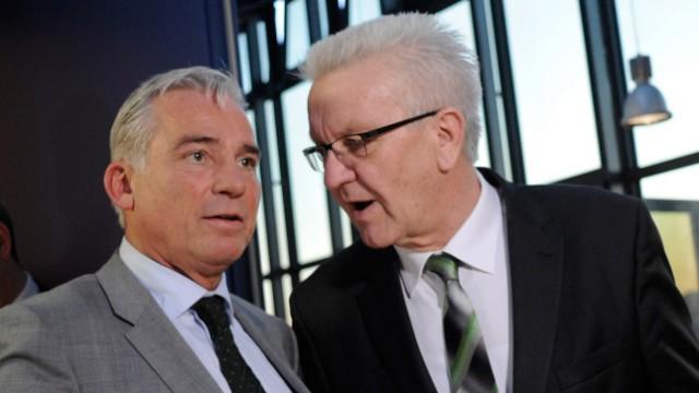 Sondierungsgespräche nach Landtagswahl Baden-Württemberg