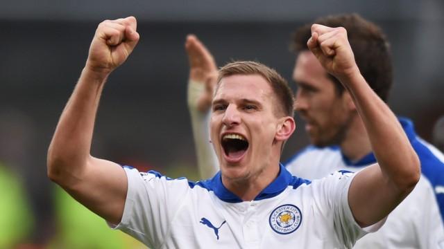 Crystal Palace v Leicester City - Barclays Premier League