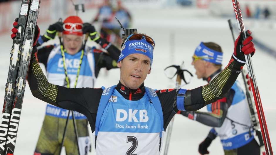 IBU Biathlon World Cup in Khanty-Mansiysk