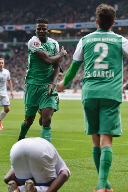 Werder Bremen v 1. FSV Mainz 05 - Bundesliga