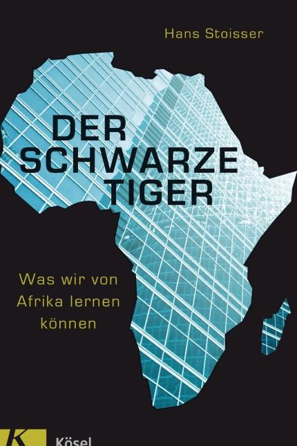 Hans Stoisser, Der schwarze Tiger, Cover