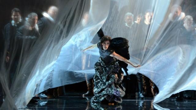 Probenfoto Otello: Sofia Pintzou (Un angelo).