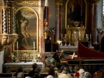 Holzkirchen: 'Alte Musik in Roggenstein - Konzert Brembeck
